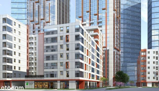 Wygodny Apartament Towarowa Towers A.19