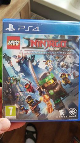 Gra Lego Ninjago PS4