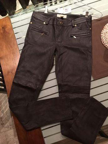 Продам кожаные штаны Michael kors (m)