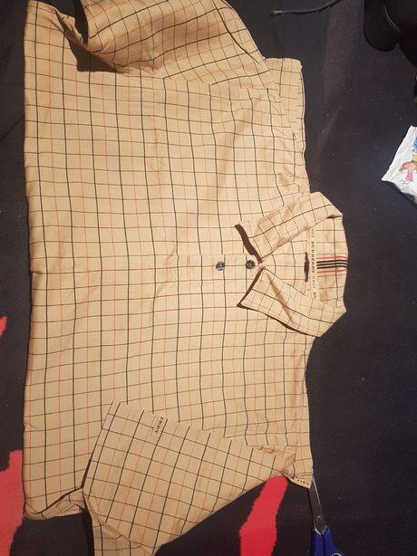 Polo koszulka męska burberry xl
