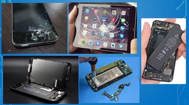 Naprawa, Serwis Telefonów, Tabletów, Laptopów itp.