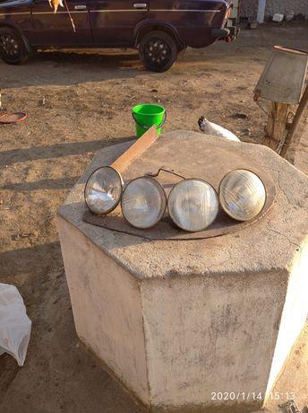 Оптика освещения ваз 2106