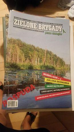 Zielone brygady gazeta czasopismo ekologia