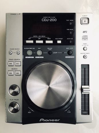 Pioneer CDJ 200 cdj 350 / 400