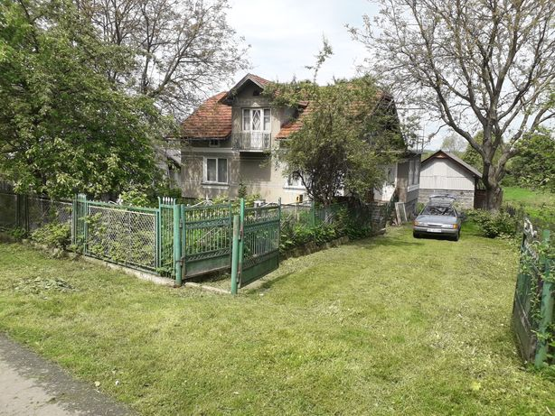 Будинок і 0.25 га.землі, 20 км.від Дрогобича. Читайте ОПИС. Телефонуйт