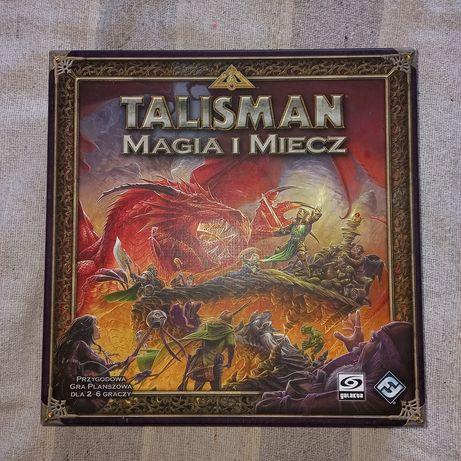 Talisman Magia I Miecz + Las + Smoki