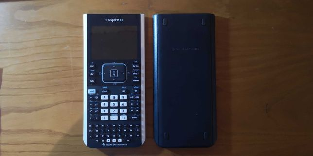 Calculadora gráfica Ti-nspire CX (inclui cabos e licença)