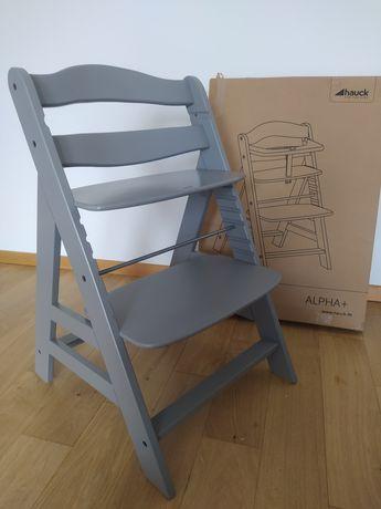 Krzesełko do karmienia Hauck Alpha+
