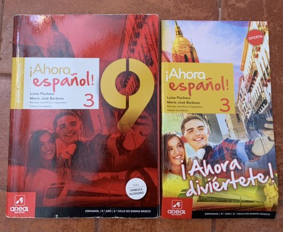 Ahora Espanol 9 caderno de atividades Areal