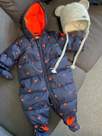 Зимний комбинезон GAP Baby, 75% - пух, 25% - перо (0-6 месяцев)