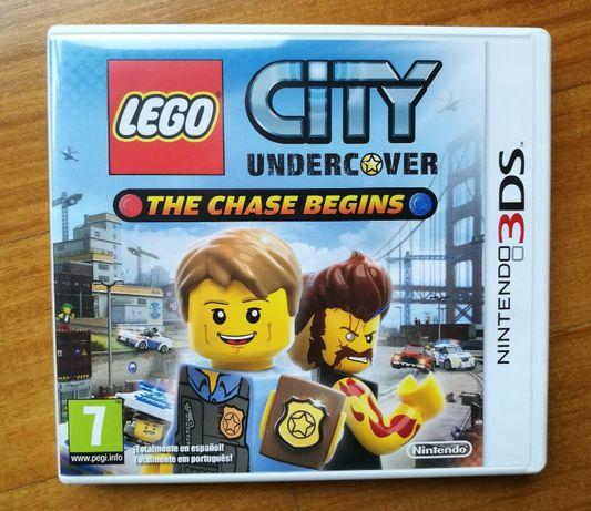 Jogo 3ds LEGO City Undercover