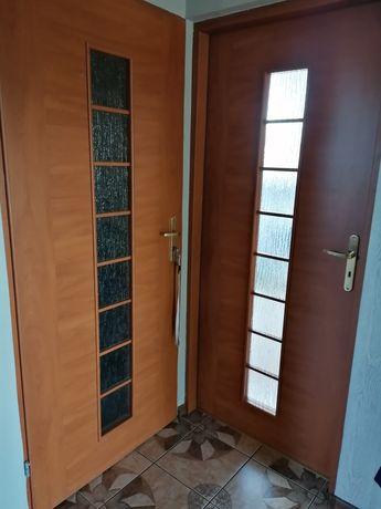Drzwi wewnętrzne, prawe, lewe, łazienkowe 80, 70