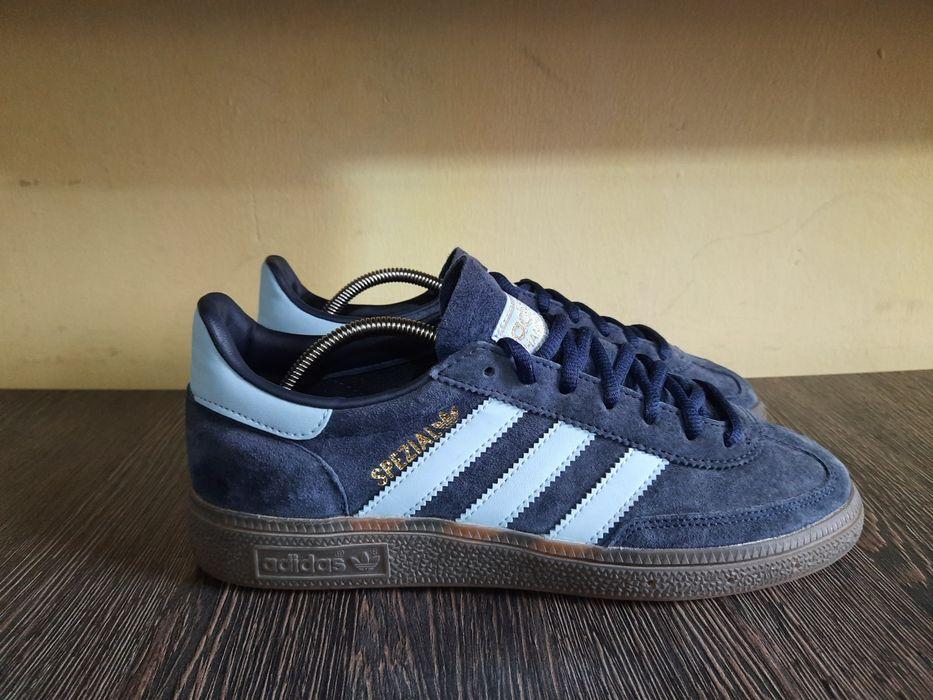 Оригинал кожаные кеды кроссовки Adidas Spezial Hamburg Munchen sl 72 Шепетовка - изображение 1