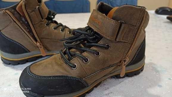 Дитяче зимове взуття б/у