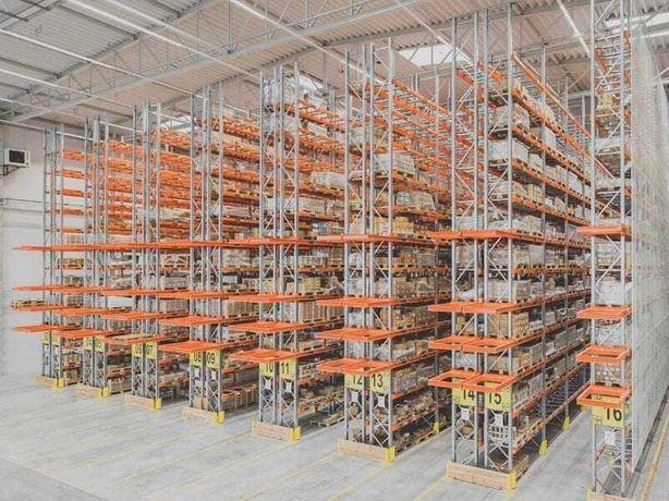 Przegląd regałów magazynowych zgodnie z PN EN 15635 ISO 9001;2015