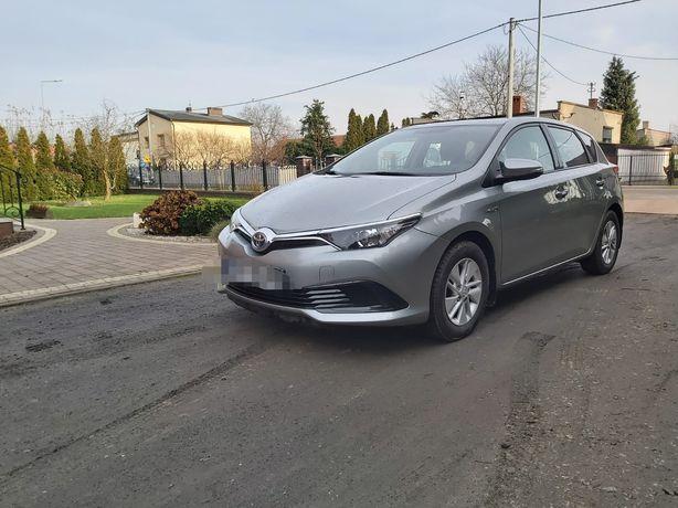 Toyota auris hybrid 2017r. Tylko 40 tys. km!