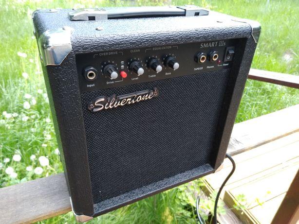 Wzmacniacz gitarowy Silverstone Smart IIIs Piecyk Combo gitara !!