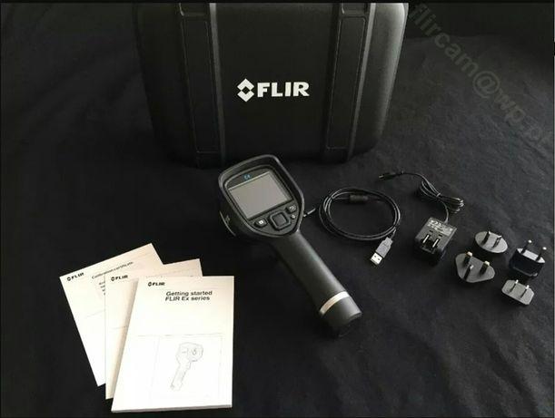 NOWA kamera termowizyjna FLIR E8 z modelu E4 Faktura VAT TERMOWIZJA
