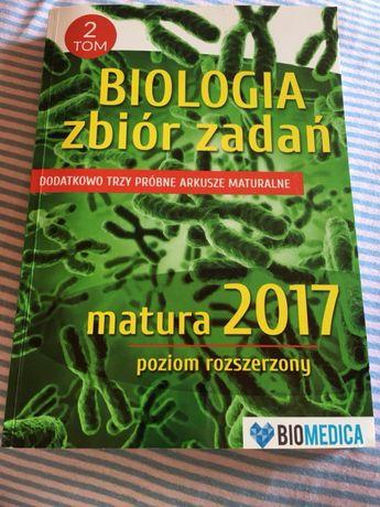 Biologia - zbiór zadań BIOMEDICA (Tom 2)