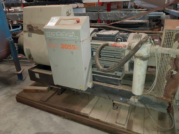 Compressores de palhetas de 65 cv