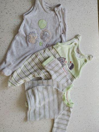 Комплект для новорожденного 50 размер