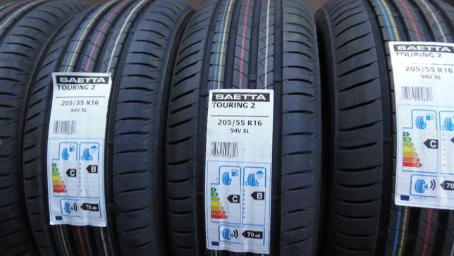 NOWE 205/55R16 SAETTA Touring 2 XL - gr.Bridgestone , letnie , Warto