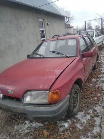 форд сієра 2.3 D 1989 р РОЗБИРАЮ