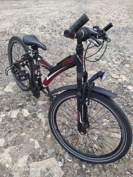 Підлітковий велосипед  Rixe outback, колесо 24