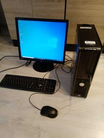 Zestaw Dell 780 4x2.4Ghz/6Gb/80Gb SSD/160Gb/Wifi