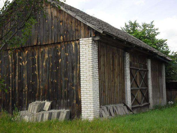 Skup starego drewna, darmowa wymiana desek, rozbiórki stodół, belki