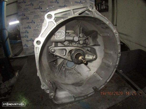 Caixa velocidade 2170000754 5807434BF2 GS617DG 2300860732001 BMW / F20 / 2014 / 114D / 6V / Diesel /