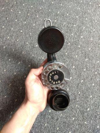 Zabytkowy telefon, tester linii, loft, ozdoba wnętrza, loft