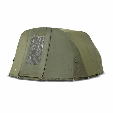 Палатка намет преміум коропова з зимовим покриттям