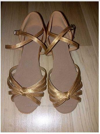 Туфли танцевальные р.34