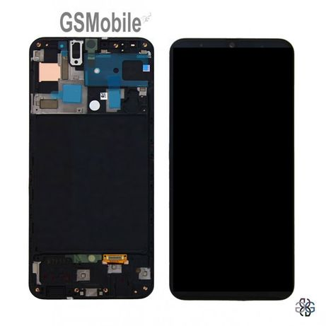 Modulo Display Ecrã LCD + Touch Samsung Galaxy A50 2019 A505F ORIGINAL