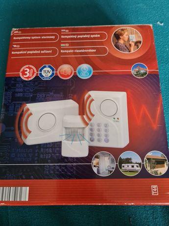 Nowy Kompaktowy system alarmowy Dexaplan