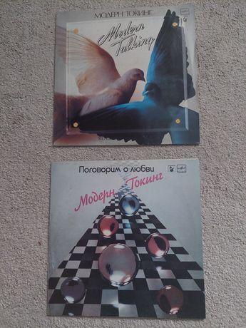 Discos de Modern Talking em excelente estado.