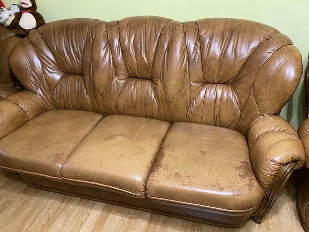 Продам диван і крісла-2шт!Терміново