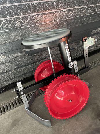 Semeador/plantador de batatas para motocultivador/motoenchada