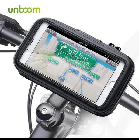 Продам Untoom тримач телефона з кріпленнням на руль велосипеда