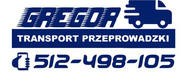 TANI Transport 24/7 przewóz mebli motocykli bagażówka przeprowadzki