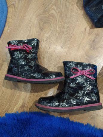 Осінні чоботи на дощ/ сапожки весенние 25 размер