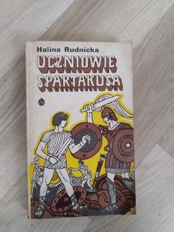 Uczniowie Spartakusa Halina Rudnicka