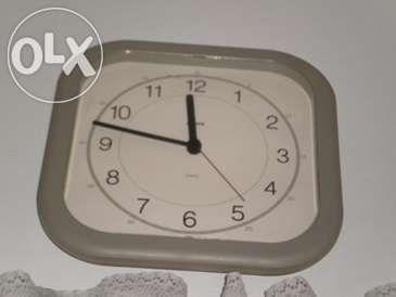 Relógio de parede para cozinha anos 60