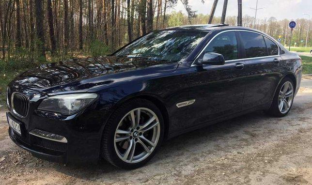 BMW seria 7 740d X- drive
