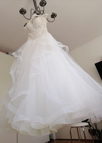 Suknia ślubna Laura Travisa