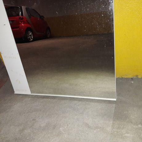Espelho usado