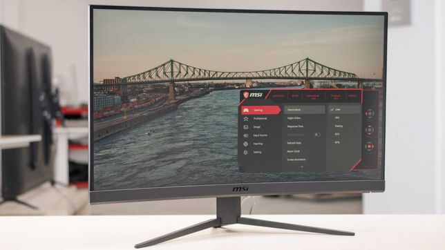 """Monitor Gaming Curvo MSI Optix G24C4 24"""" 1 ms 144Hz FHD AMD Free-Sync"""