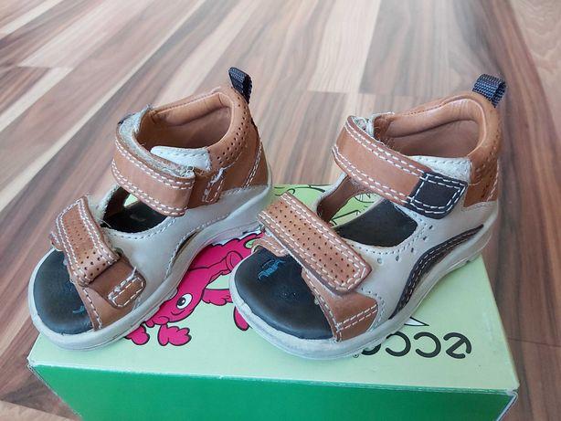 Sandalki dzieciece rozm 20 ecco
