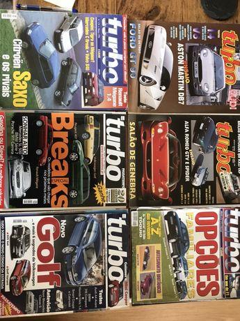 Revistas TURBO varias